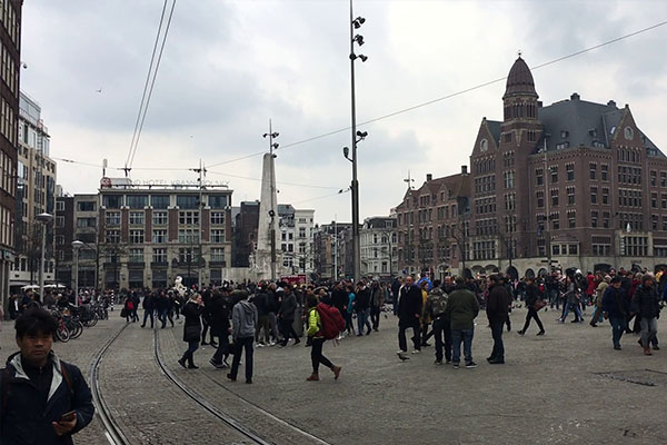 Amsterdam Video Thumbnail